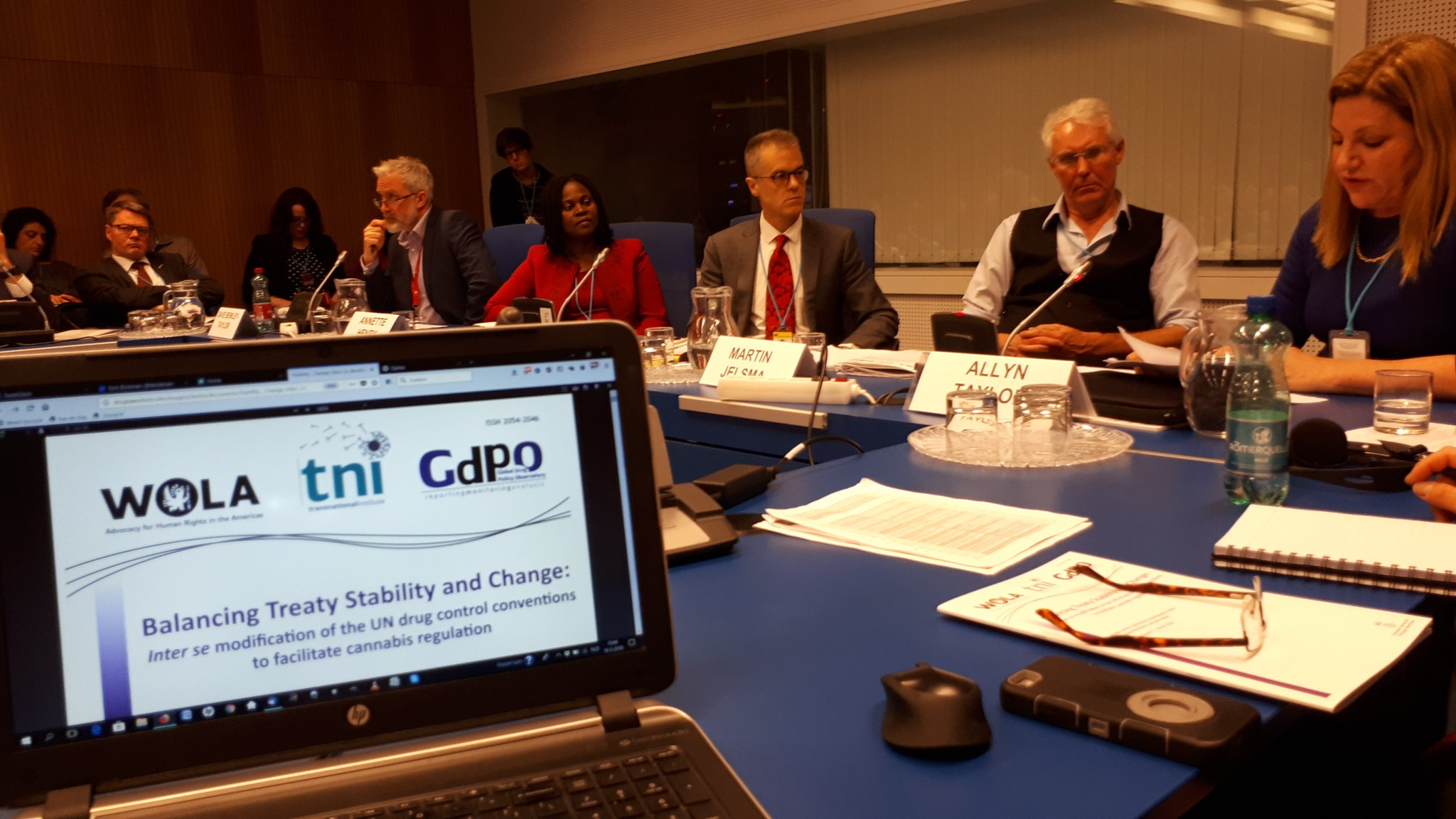 side event cnd2018